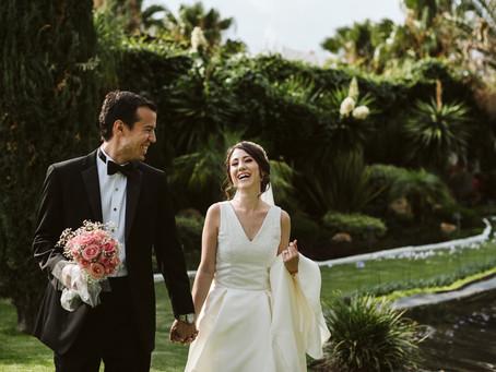 Flor & Paco - Quinta los Agapantos - Wedding Day