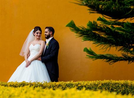 Andrea & Ruben - Wedding Day - Quinta San Carlos