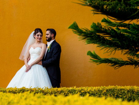 Andrea & Ruben - Wedding Day - Quinta San Carlos