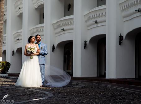 Iytzia & Alex - Wedding Day - Manzanillo