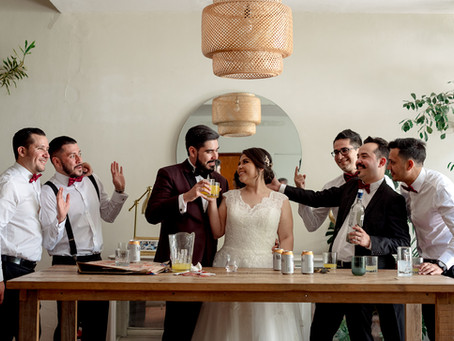 Geo & Lalo - Quinta Veneto - Wedding Day