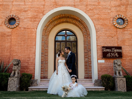 Irina & Jonatan - Wedding Day - Hacienda la Magdalena