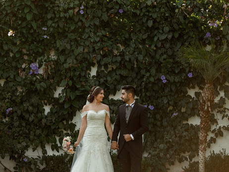 Idania & Cesar - Wedding Day - Quinta los Agapantos
