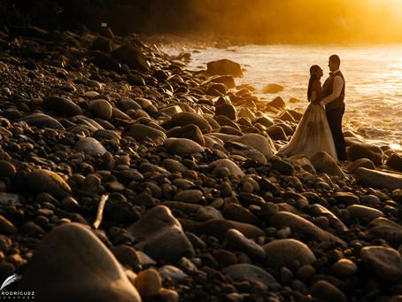 Diana & Sergio - Trash the dress - Puerto Vallarta