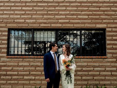 Delphine & Juan Pablo - Wedding Day - Sierra de Lobos