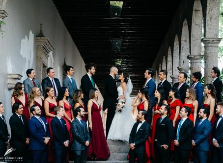 Ana Pau & Alvaro - Wedding Day - Rancho Santa Catalina