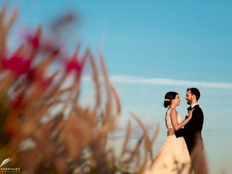 Stephanie & Rubén - Wedding Day - Cumbres Jardín