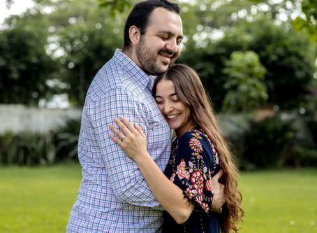 Pepe John & Debora - Pedida de mano - Hacienda la Providencia