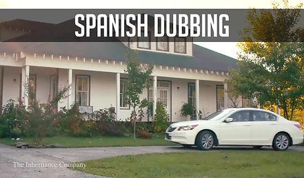Spanish Dubbing Service Neutral LatinAmerica Voiceover