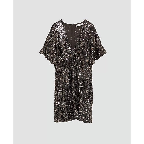 ZARA - Sequin Mini UK S