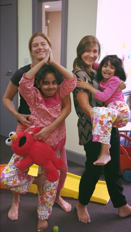 Pediatric Physical therapy kidsnmotion therapists