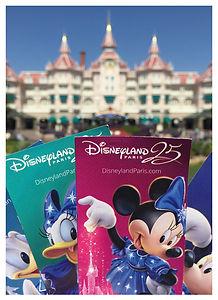 Learn Away Tours Disneyland Paris