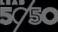 Lead 50 50 logo