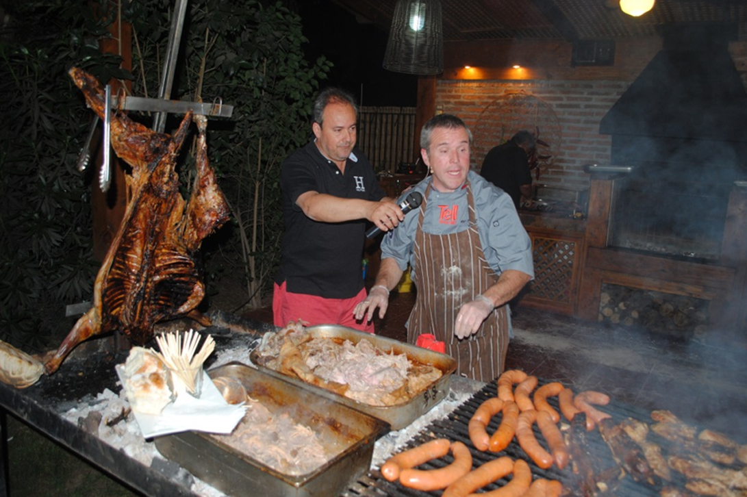 Chef Rodrigo Barañado