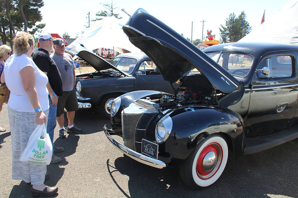 The New Lincoln County Fair Oregon