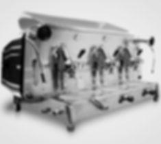 Cocktail und Barista Service Bar Devils deutschlandweiter Barista Service für Messe Events Kongress Faema E61 Bj.1962 mobiler Bar Service Espresso Catering DTM Formel Eins Hankook Conhit Messe Frankfurt