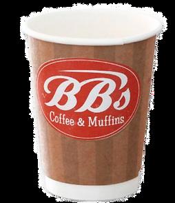 Kaffeebecher mit Firmenlogo, Biologisch abbaubar, Barista-Service