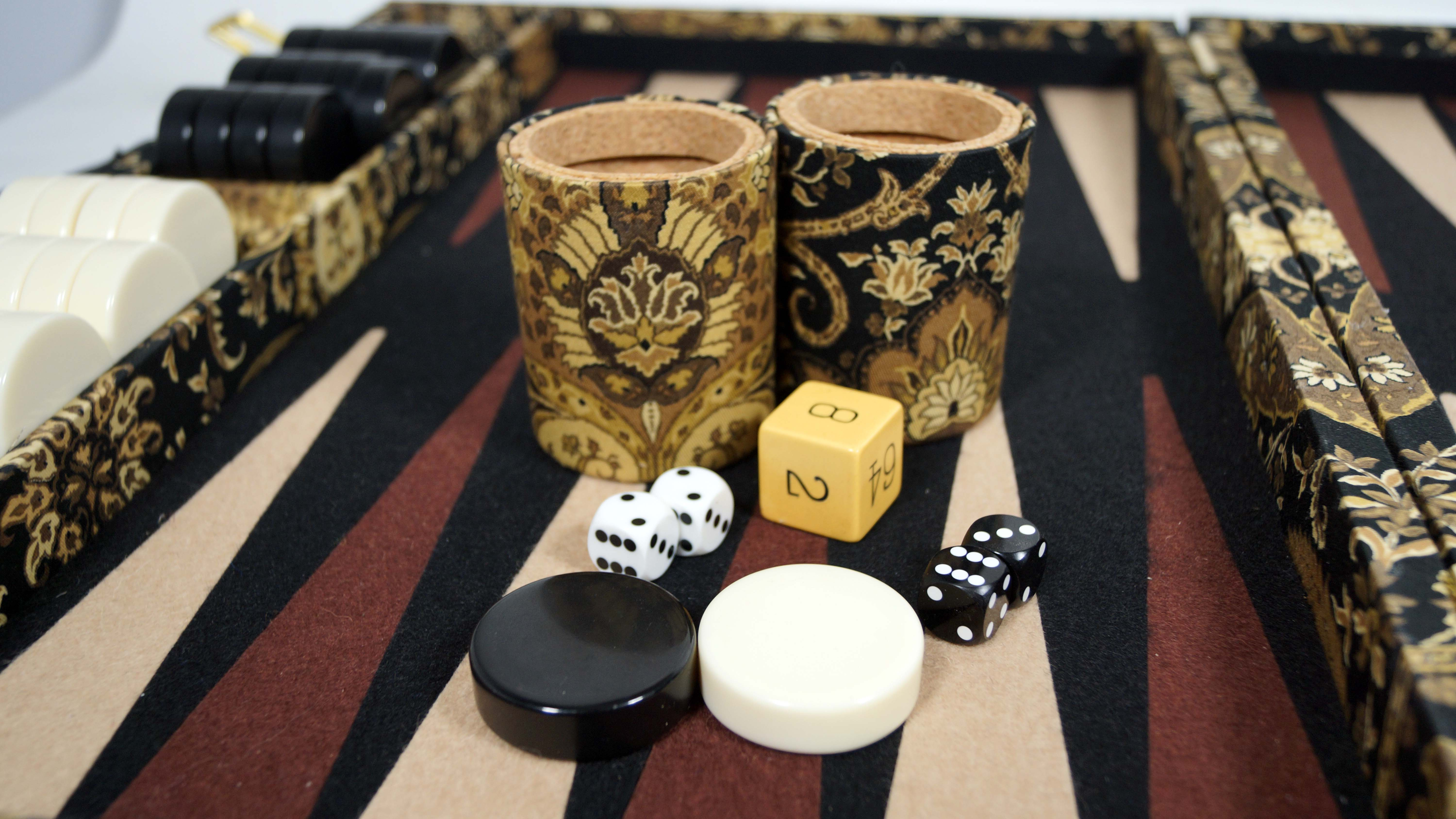 Unique dice shakers