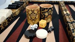 Unique dice shakers