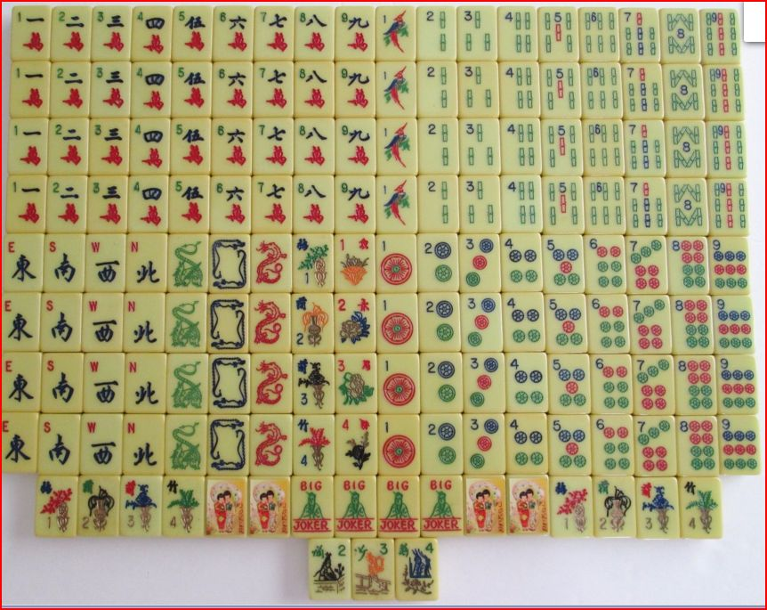 All Original Tiles