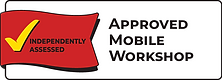 AWS Approved Workshop Scheme approved mobile workshop