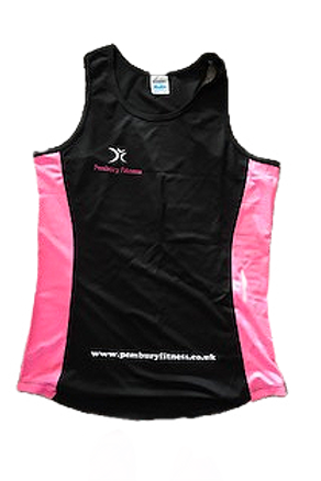 Women's Pembury Fitness Vest Top