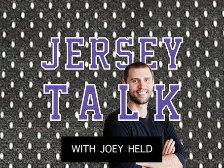 Jersey Talk: Joey Held Shares Favorite Quirky '90s Jerseys