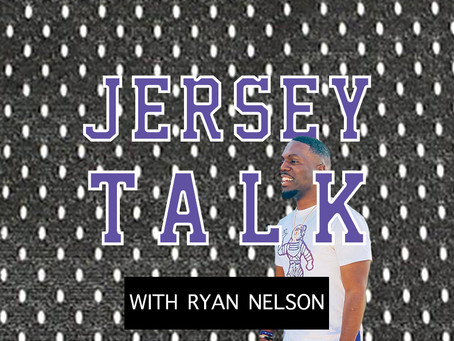 Jersey Talk: Ryan Nelson Shares Who's His Favorite #23 & Shows Favorite Classic Jerseys