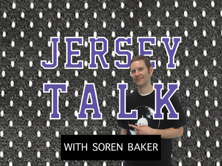Jersey Talk: Soren Baker Shares Love For Baltimore Ravens