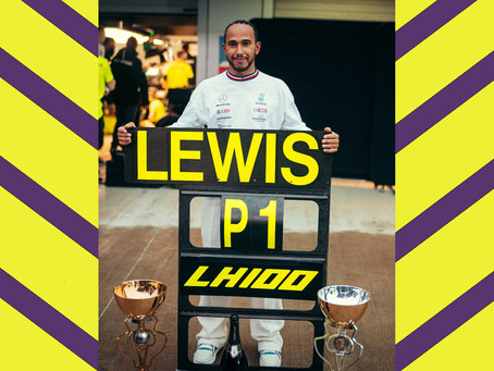 Lewis Hamilton Becomes First F1 Driver With 100 Wins