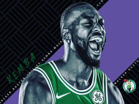 An Ode To Kemba Walker's Celtics Days