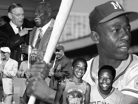 Remembering Home Run King Hank Aaron