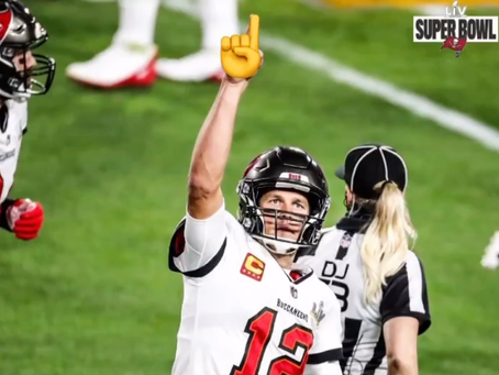 Tom Brady's Super Bowl LV Victory Playlist Is Kinda Lit