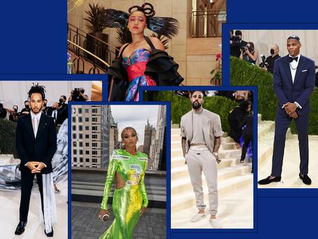 The Best Looks Of The 2021 Met Gala
