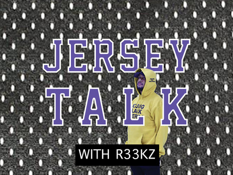Jersey Talk: R33KZ Puts On For Los Angeles & Gives Glimpse Of Sneaker Collection