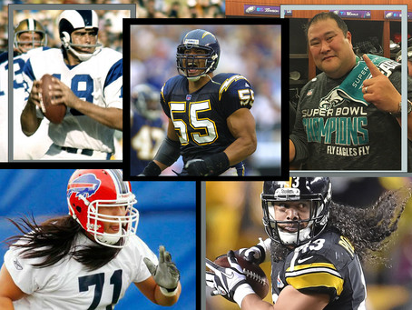 5 Asian American & Pacific Islander Players Who Made NFL History