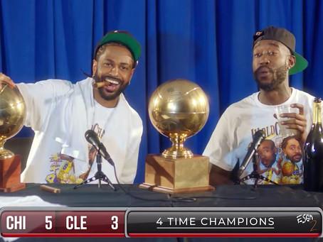 "Watch Freddie Gibbs, Big Sean & Hit-Boy Party Like Champions In ""4 Thangs"" Video"
