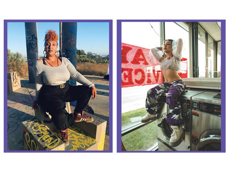 Learn About Leading Ladies Of Seattle & Las Vegas Music Scenes Just In Time For WNBA Finals