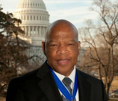 Sports World Honors Civil Rights Leader John Lewis