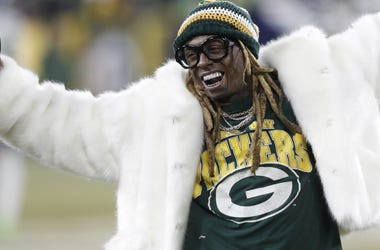 "Listen To Lil Wayne's 2021 Version Of ""Green And Yellow"" Green Bay Packers Anthem"