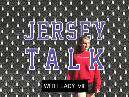 Jersey Talk: Lady Viii Shares Birthday Jersey Collection & Favorite Memories With Her Dad