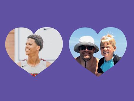 CHD Awareness Day: Celebrating Shareef O'Neal & Greg Olsen's Son T.J.