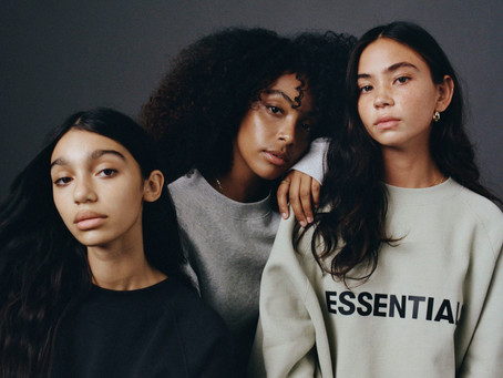 Fear of God Releases Fall 2020 Essentials Line