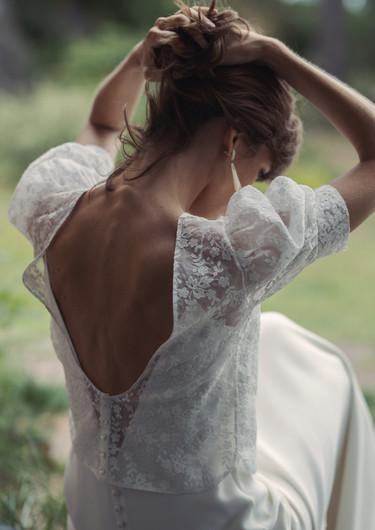 Laure de Sagazan _ Top Manuka / Robe Lorca