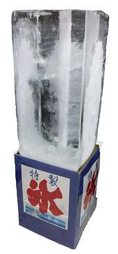 氷柱のイメージ