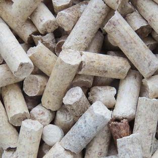 最高水準の木質燃料ペレット