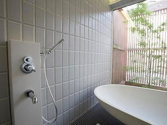 現代のお風呂