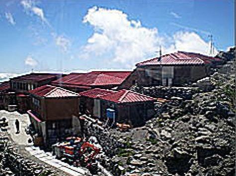 槍ヶ岳山荘