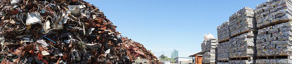 リサイクル廃棄物処理