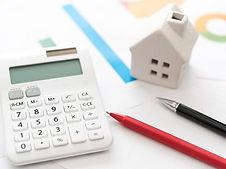 電卓と家とシャープペン